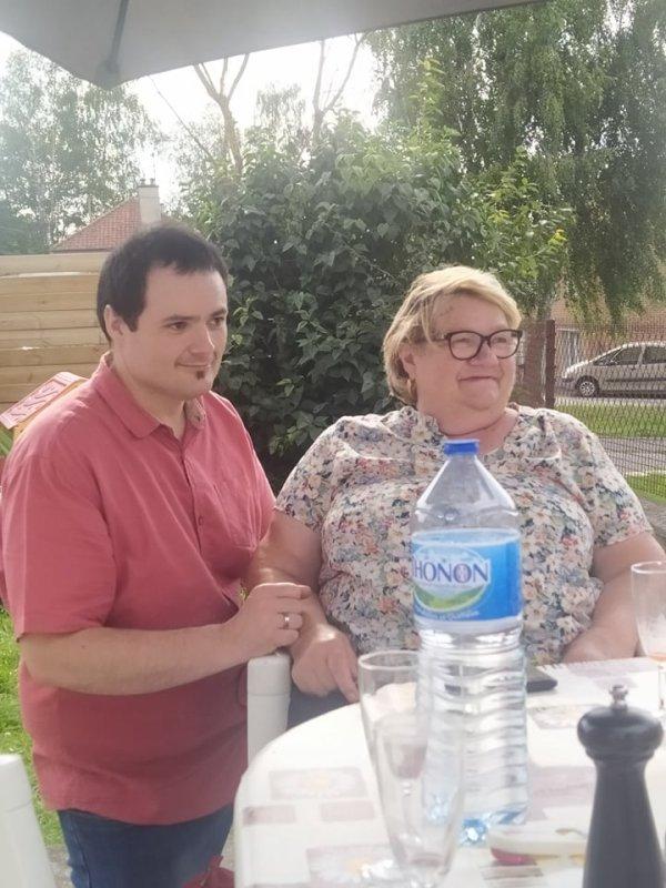 Chez mon frère Manuel et ma belle s½ur Marie du 12 au 16 aout 2021 ( 1 )