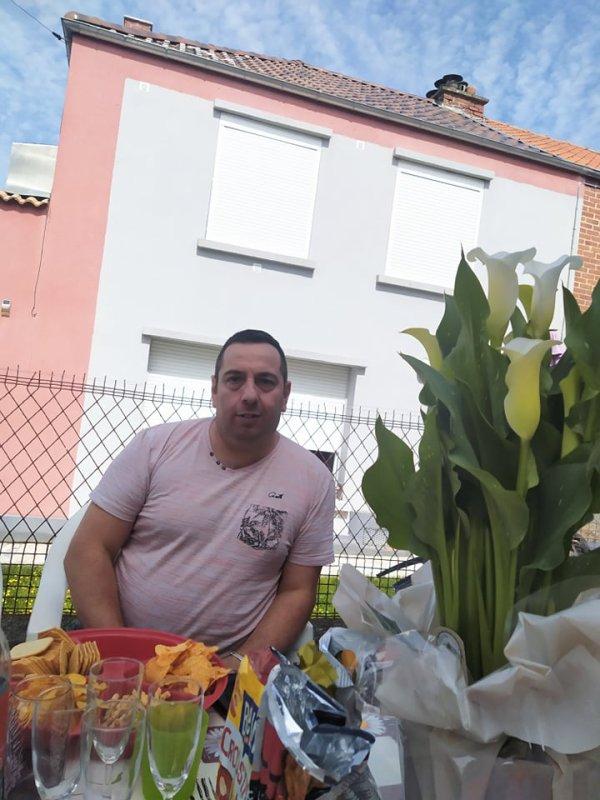 Chez mon frère Manuel et ma belle s½ur Marie du 12 au 16 aout 2021 ( 3 )