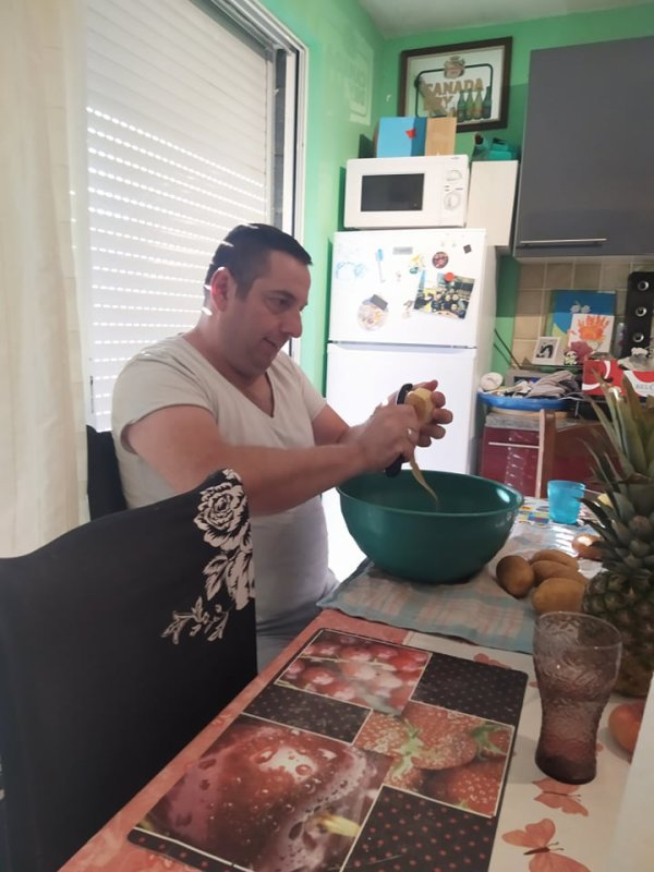Chez mon frère Manuel et ma belle s½ur Marie du 12 au 16 aout 2021 ( 4 )