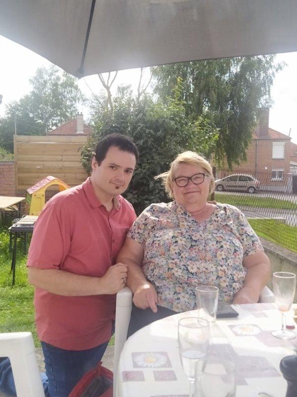 Chez mon frère Manuel et ma belle s½ur Marie du 12 au 16 aout 2021 ( 6 )