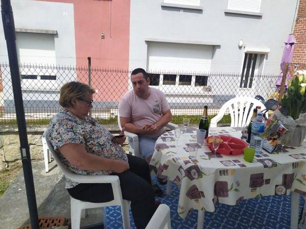 Chez mon frère Manuel et ma belle s½ur Marie du 12 au 16 aout 2021 ( 9 )