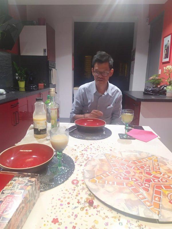 Notre ami Roger chez nous le 28 et 29 aout 2021 ( 1 )
