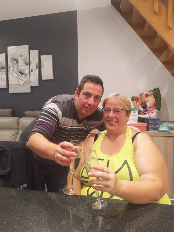 Chez nos amis Jessica et Arnaud le 16 et 17 octobre 2021 ( 1 )