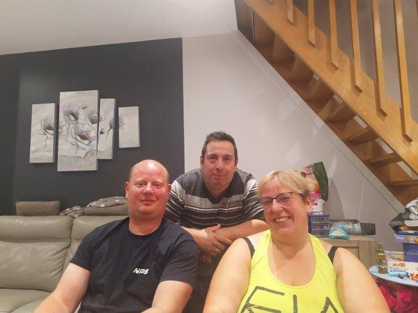 Chez nos amis Jessica et Arnaud le 16 et 17 octobre 2021 ( 2 )