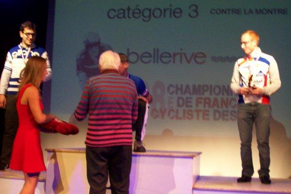 Championnats de France 2015