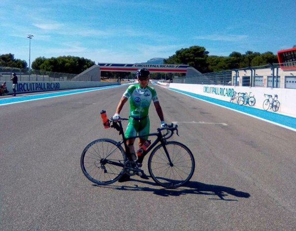 24 heures du Castellet, bol d'or vélo