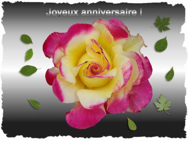 Trés  Bon anniversaire  a mon Petit prince Calo....<3( qui féte aujourd'huii 41 ans)