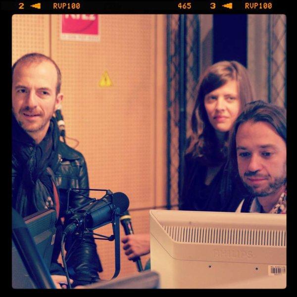 Le Grand Morning sur RTL2 (Juin 2013)