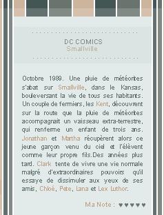 x x x Smallville sur BreatheYourLifeIntoMe.skyrock.com  » Are you a man or Superman. _____________________________________________________________Création    Décoration