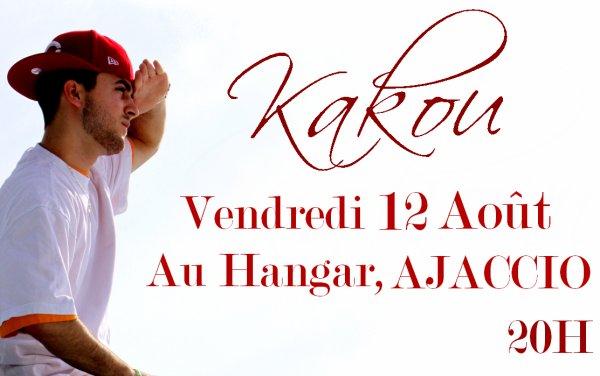KaKou en LIVE