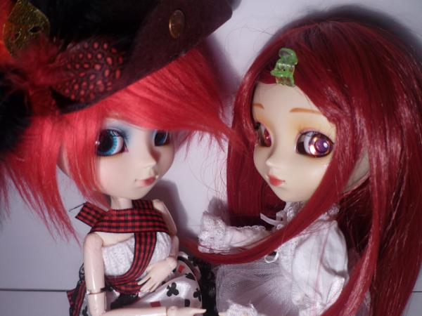 Lynn et Ninon