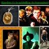 chapitre 9 : les buses de Ginny et le médaillon de serpentard :=) (chapitre modifier le 16/04/2018)
