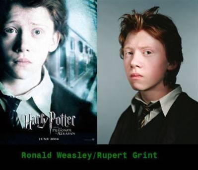 mon 1er os : La colère de Ron.