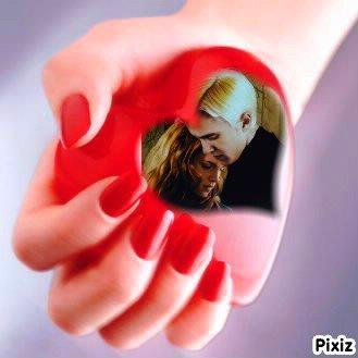 image pixis (drago/Hermione)