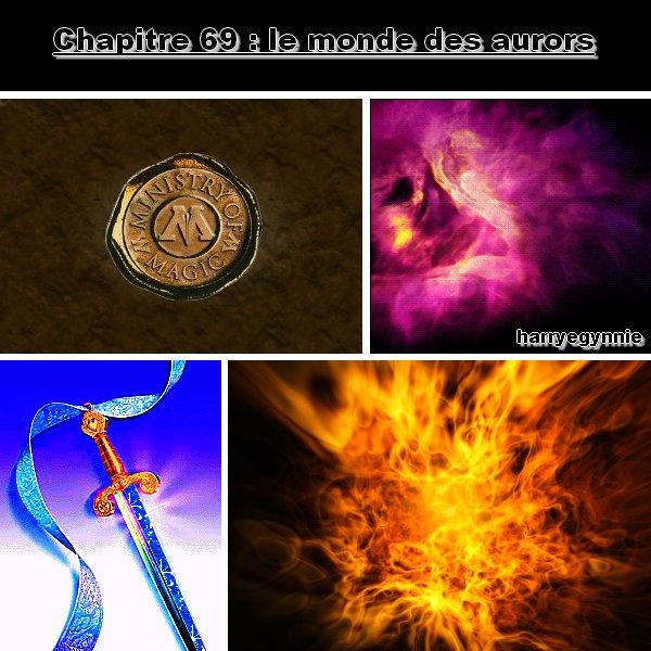 T3 : La vie de nos héros au milieu d'une enquête interminable : Chapitre 69 : le monde des aurores, Partie 3 : la méfiance bruler par les flammes du courage :=)