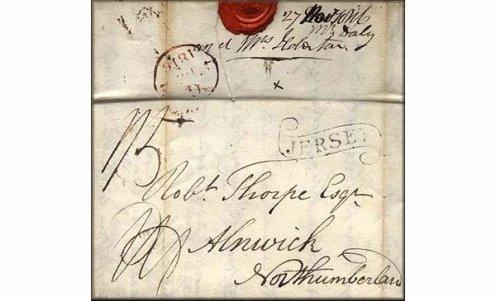 Lettre de la Marquise de Merteuil au Vicomte de Valmont.