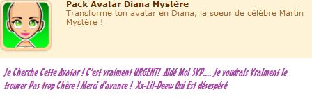 -- Rechere Avatar Diana --