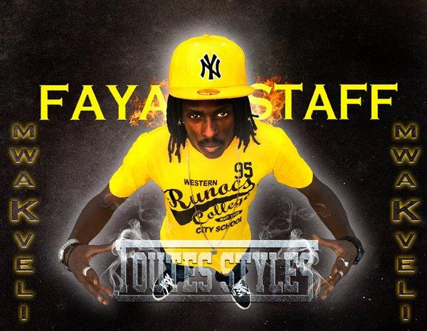 """Faya Staff album """"Toutes Styles"""" dans les bacs sur I-tunes produit par Zik Life Entertainment"""