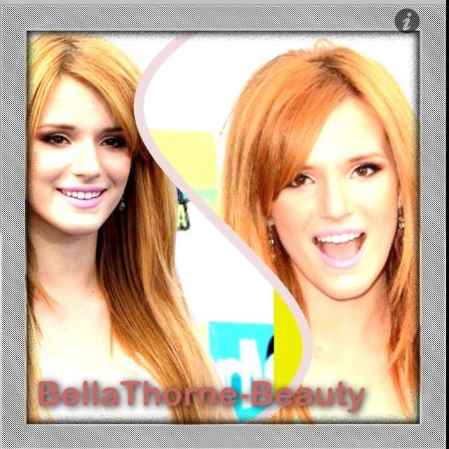 Deviens aussi belle que ton idole sur BellaThorne-Beauty !