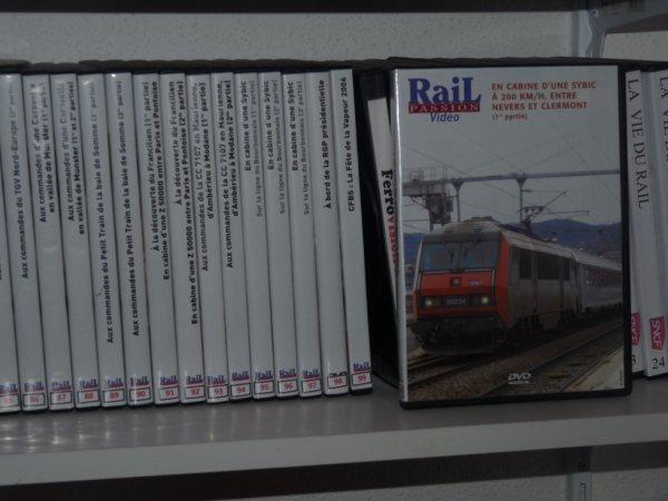 Ajourd'huit 100e DVD de Rail Passion