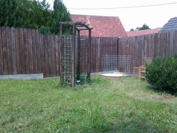 Nouveau jardin ;)