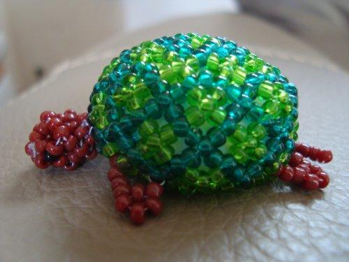 Defis n°6: la tortue elises blatt monsterhafte