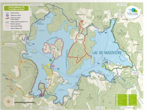 Les vacances de mon cheval : le tour du lac