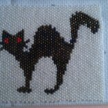 Tapisserie chat