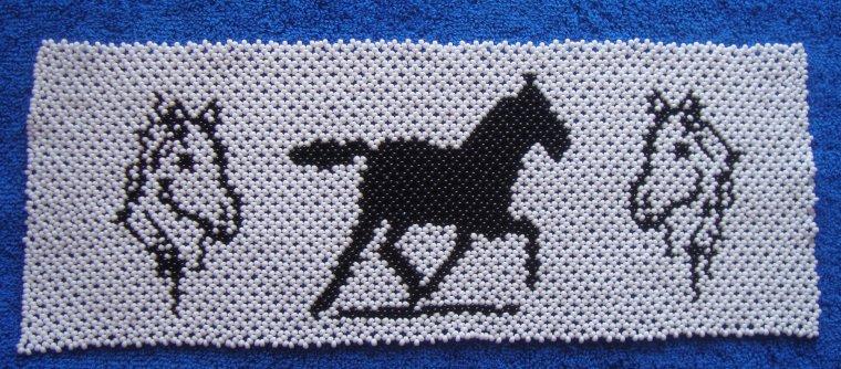 Tapisserie cheval