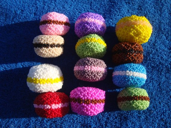 Macarons : linea creativa