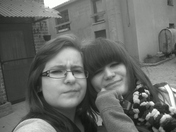 Moi et ma meilleure amie <3!