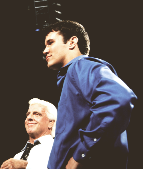 "Ric Flair & Randy Orton ""Evolution"""
