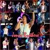 Les Jonas Brothers lors de leur concert au Ocean Center de Daytona le 5 septembre.