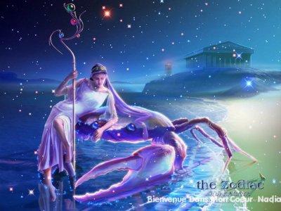 lé signes du zodiac