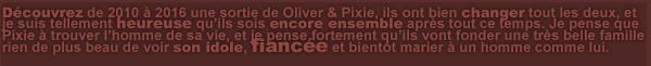 PIXIE & OLIVER FIANCÉ