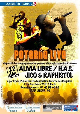 AlmaLibre en Live!!!!!!!!!!!!!!!!! ♥