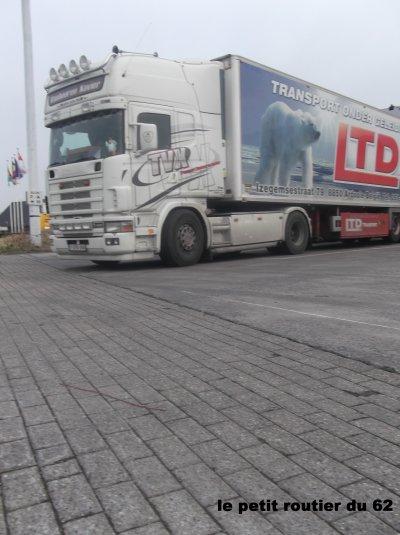 Scania 164L TVX
