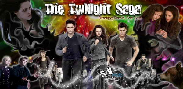 Catégorie Film : The Twilight Saga: Breaking Dawn - Part 2 .