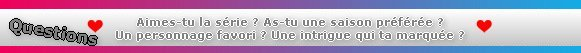 Catégorie Série : Once Upon A Time ♥