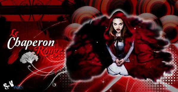 Catégorie Film : Le Chaperon rouge.