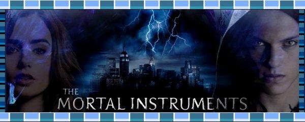 Catégorie Film : The Mortal Instruments (La cité des ténèbres).