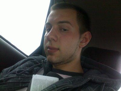 moi en voiture
