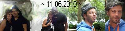 ♥ Christophe Maé 09, 10 et 11 Juin 2010 ♥