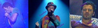 ♥ Christophe Maé 12 et 13 Juin 2010 ♥