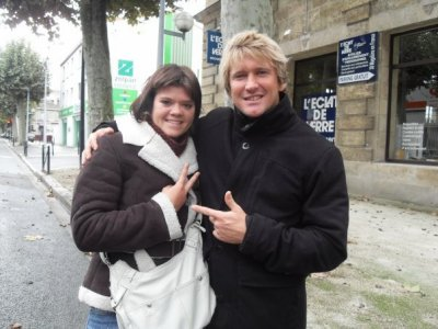 ♥ Tom frager 24 Octobre 2009 ♥
