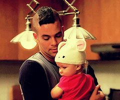 Photos Coup de <3 de Mark Salling (Puck) <3