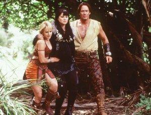 Hercule et Xena