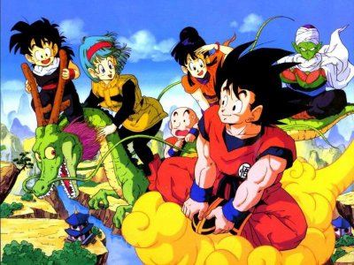 Dragon Ball, la parodie