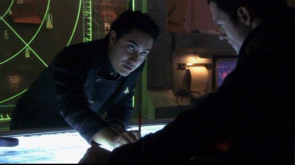 Joyeux Anniversaire, Battlestar Galactica