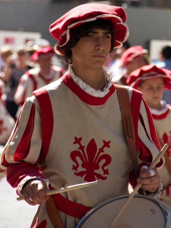 costumes traditionnels basques - RENAISSANCE